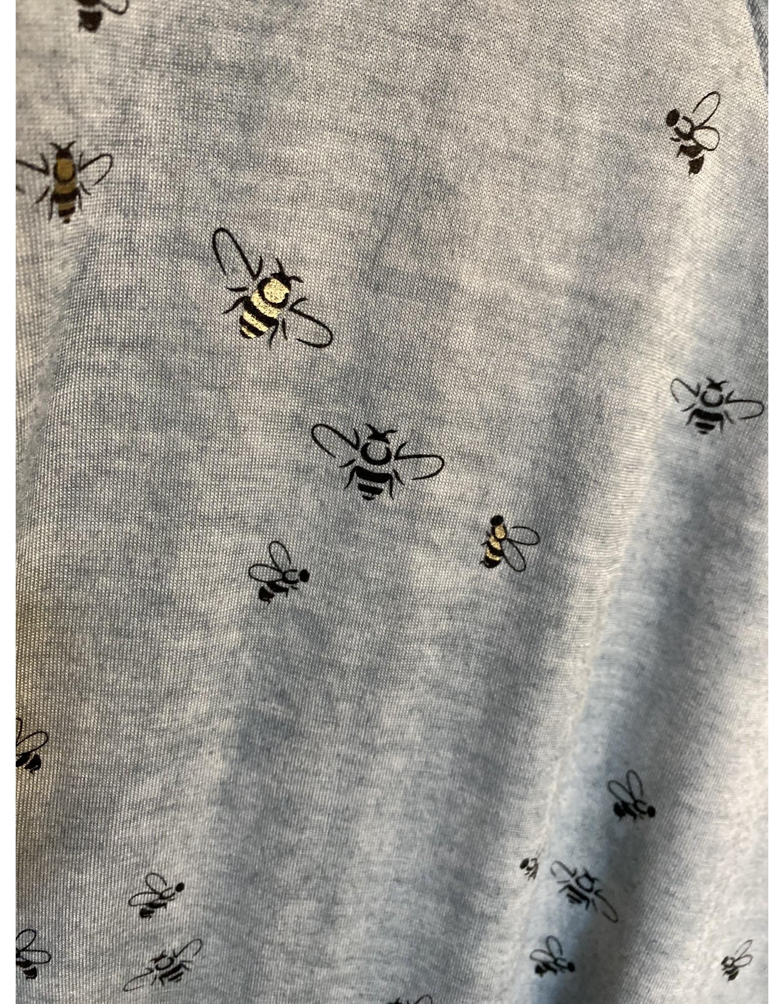 Dantelle Bee Print Top