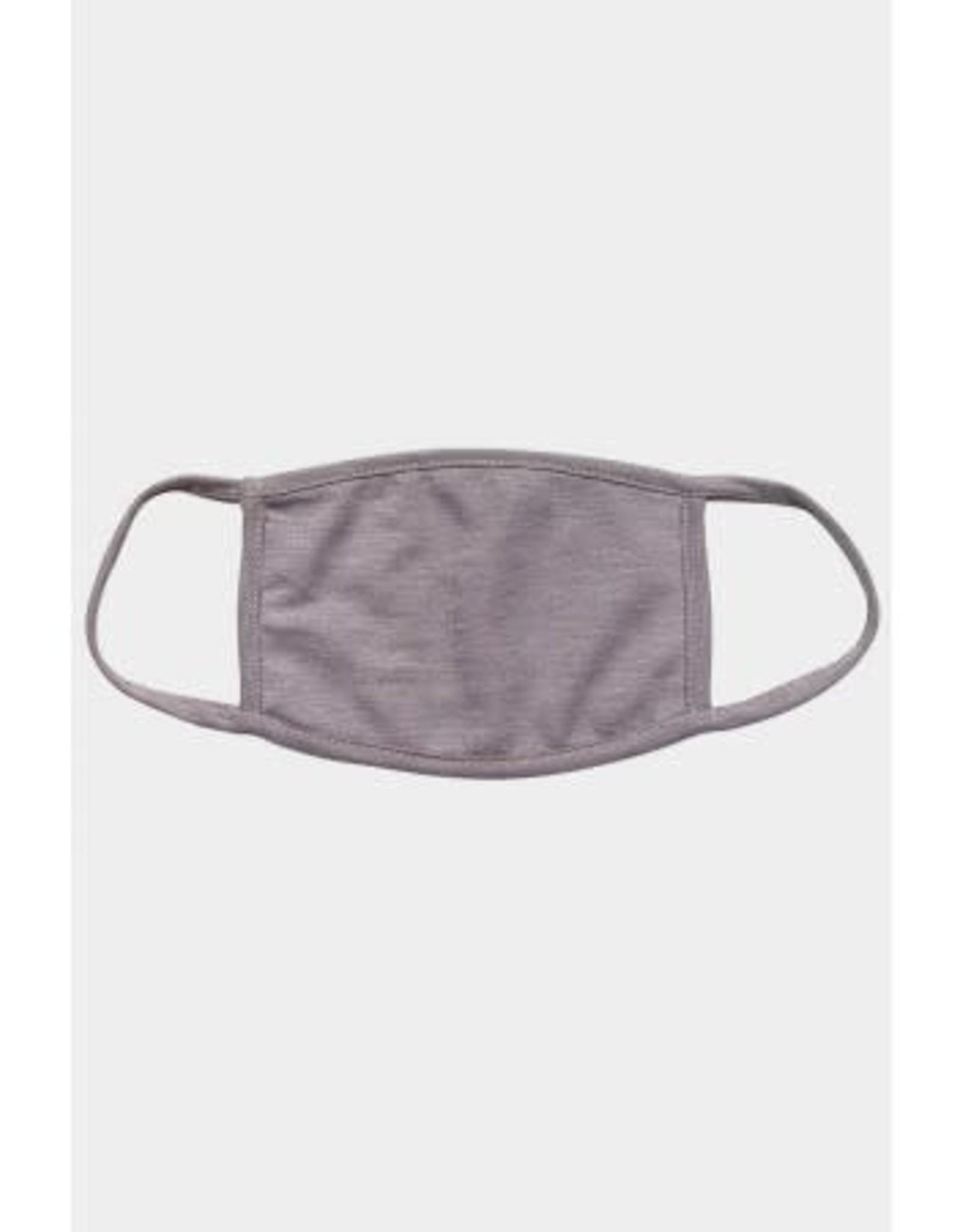 Relish Chambray Jersey Face Mask