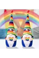 Relish Rainbow Gnome