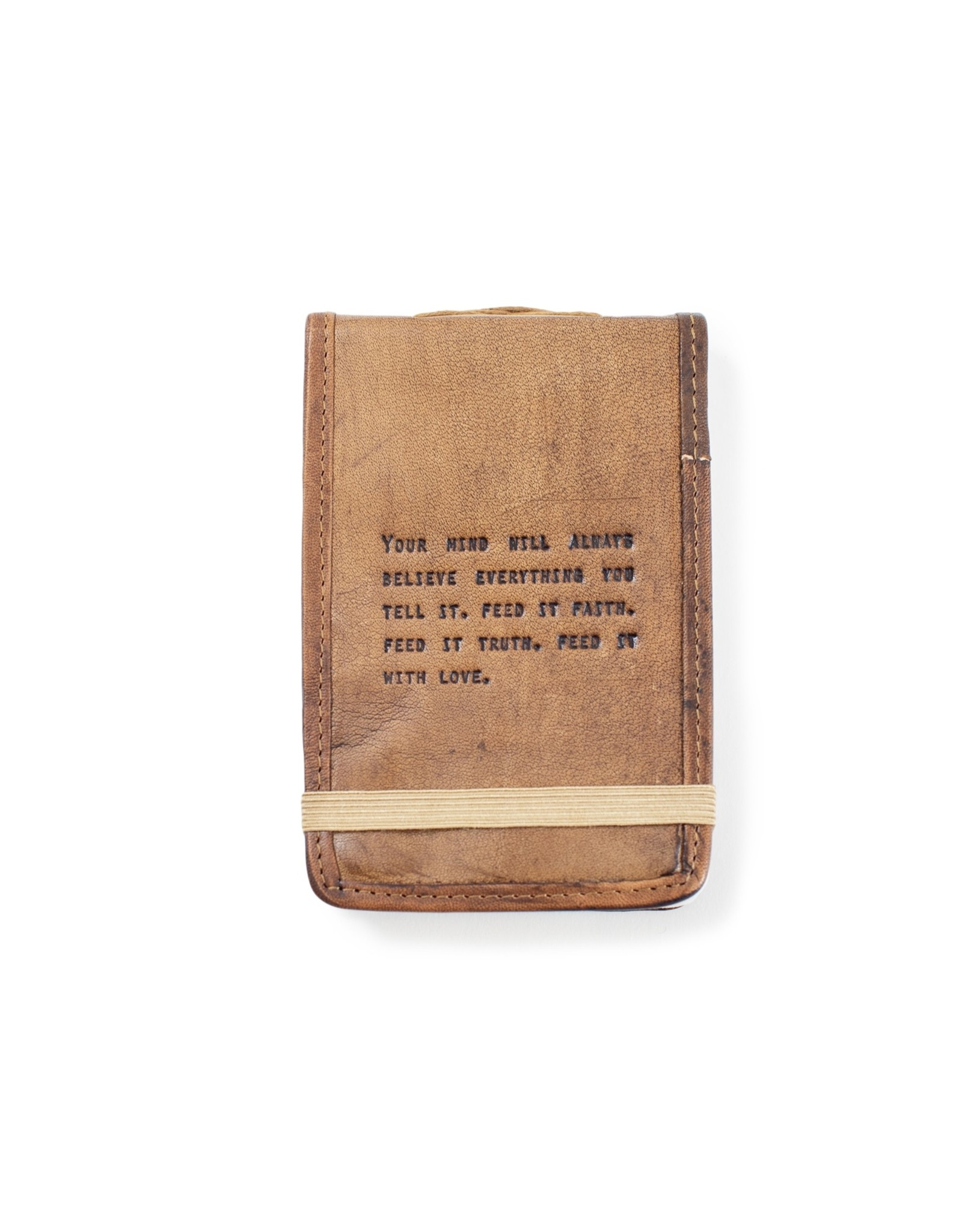 Sugarboo & Co Leather Mini Journal