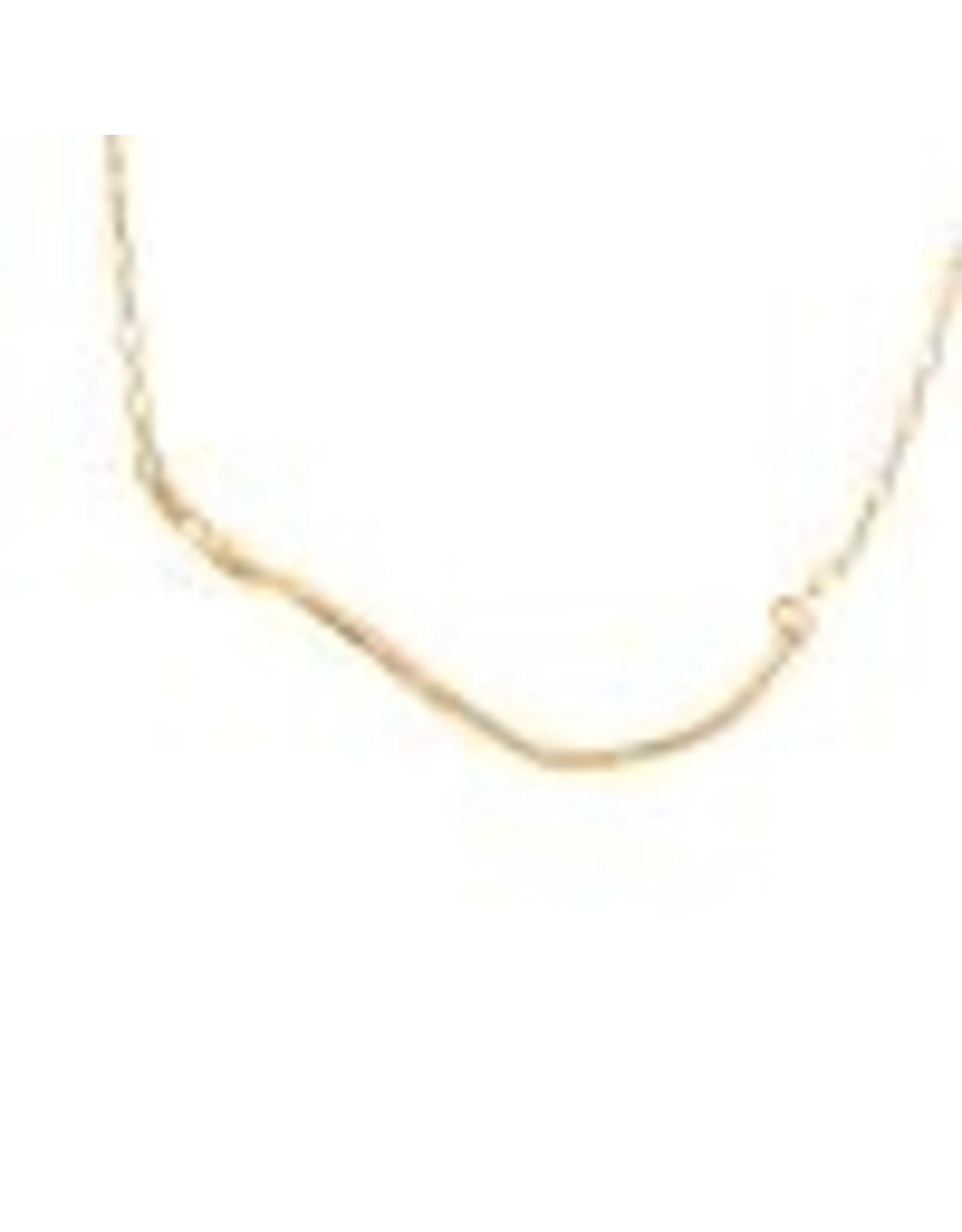 Joy Susan Irregular Twig Necklace