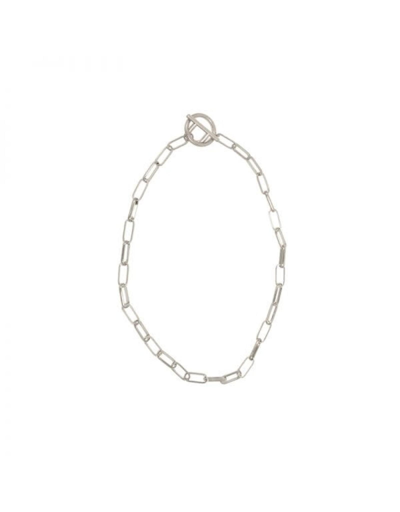 Joy Susan Link Toggle Necklace