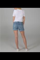 Jag Jeans Alex Mid Rise Boyfriend Shorts