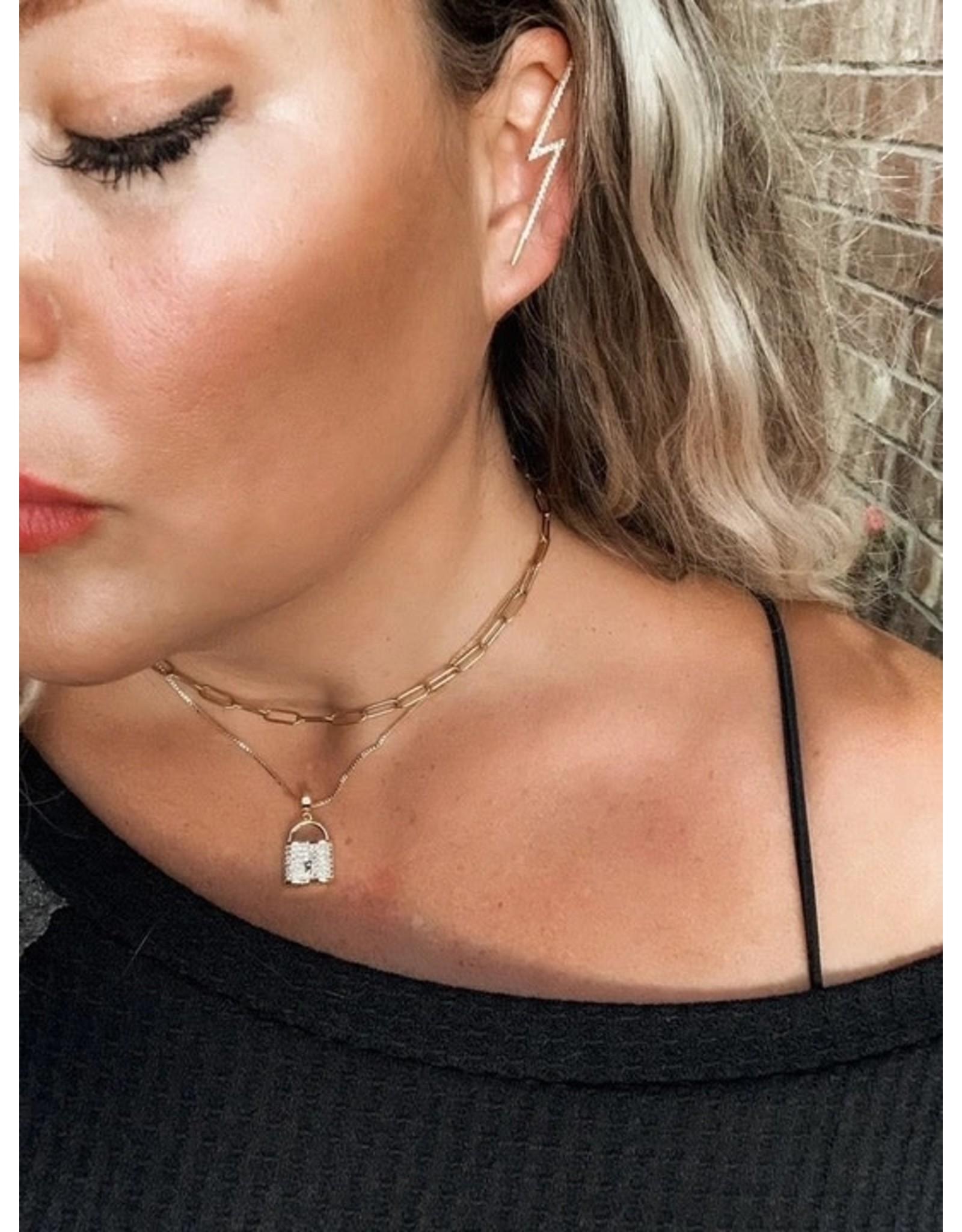Relish Laurel Locket Necklace