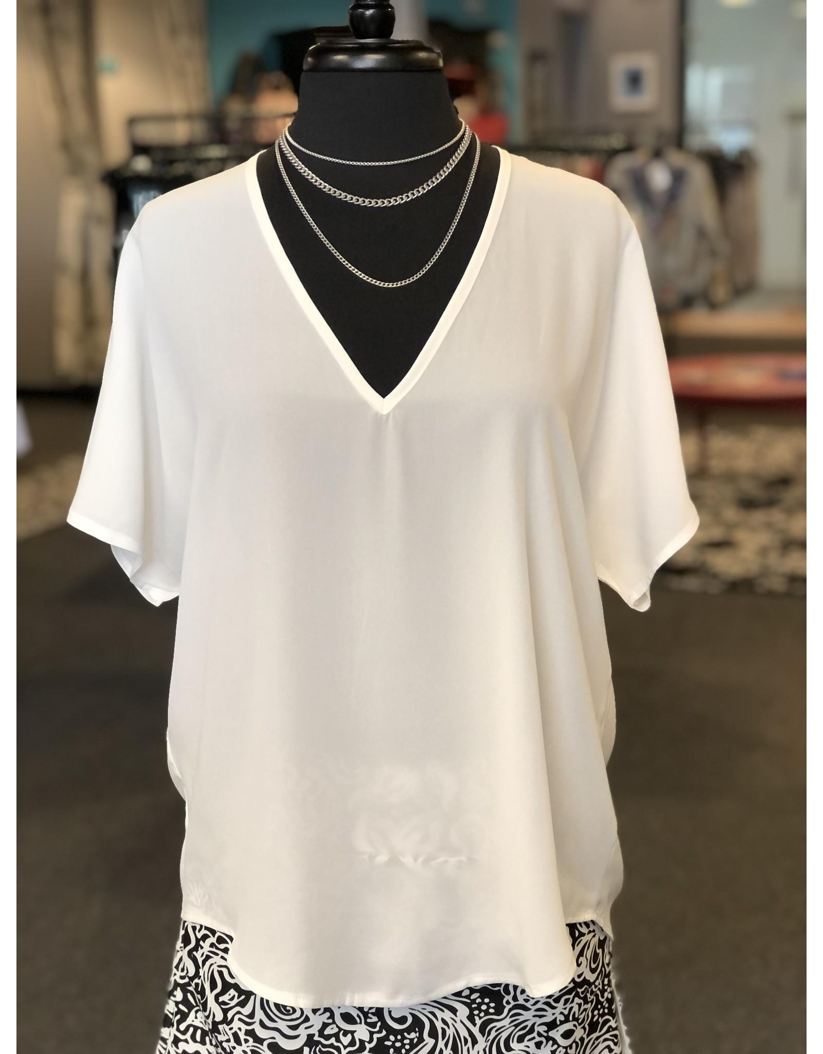 Aryeh Sheer Tunic Top
