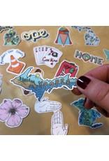 Relish Vinyl Sticker