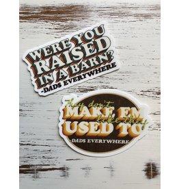 Relish Dads Everywhere Sticker