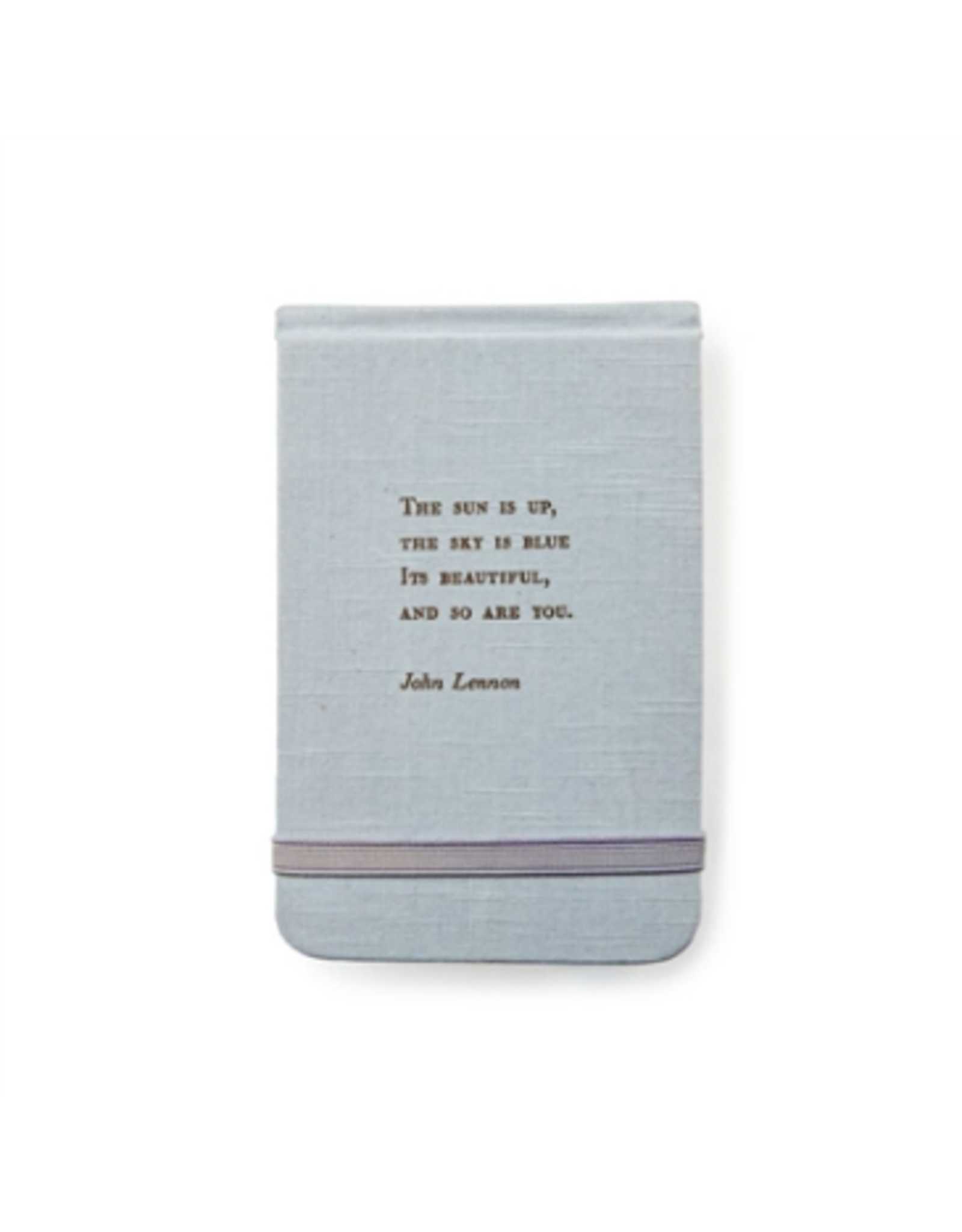 Sugarboo & Co Fabric Notebook