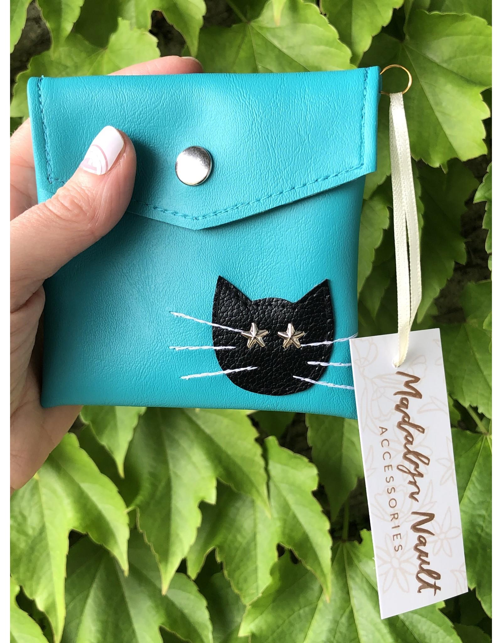 Madalyn Nault Accessories Kitty Wallet