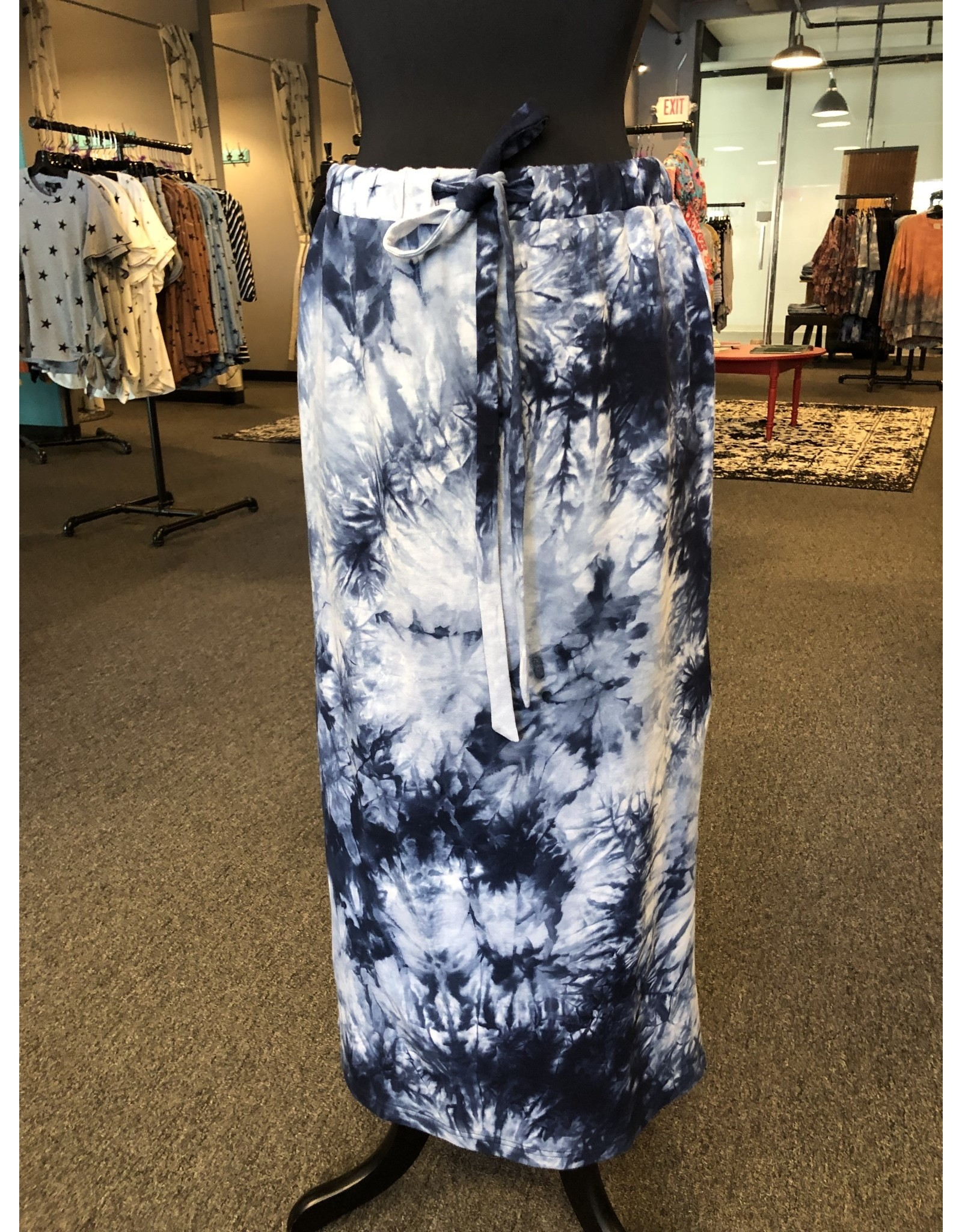 Fate + Fortune Tie Dye Me Skirt