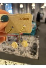 Notion Mia Hoop Earrings