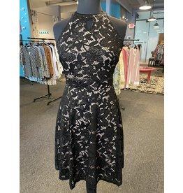 Papillon Fit & Flare Dress