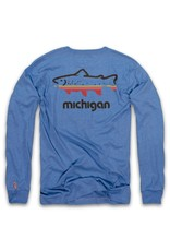 The Mitten State TMS Long Sleeve Unisex Tee