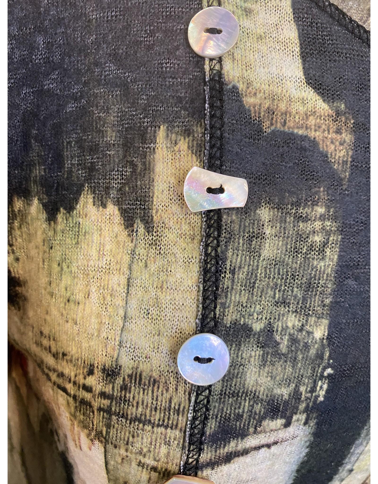 Jess & Jane Natura Light Gage Tunic w/ Side Pocket