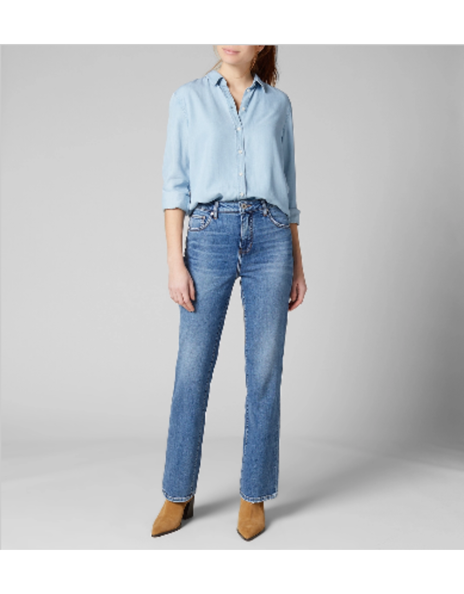 Jag Jeans Phoebe High Rise Bootcut Jeans