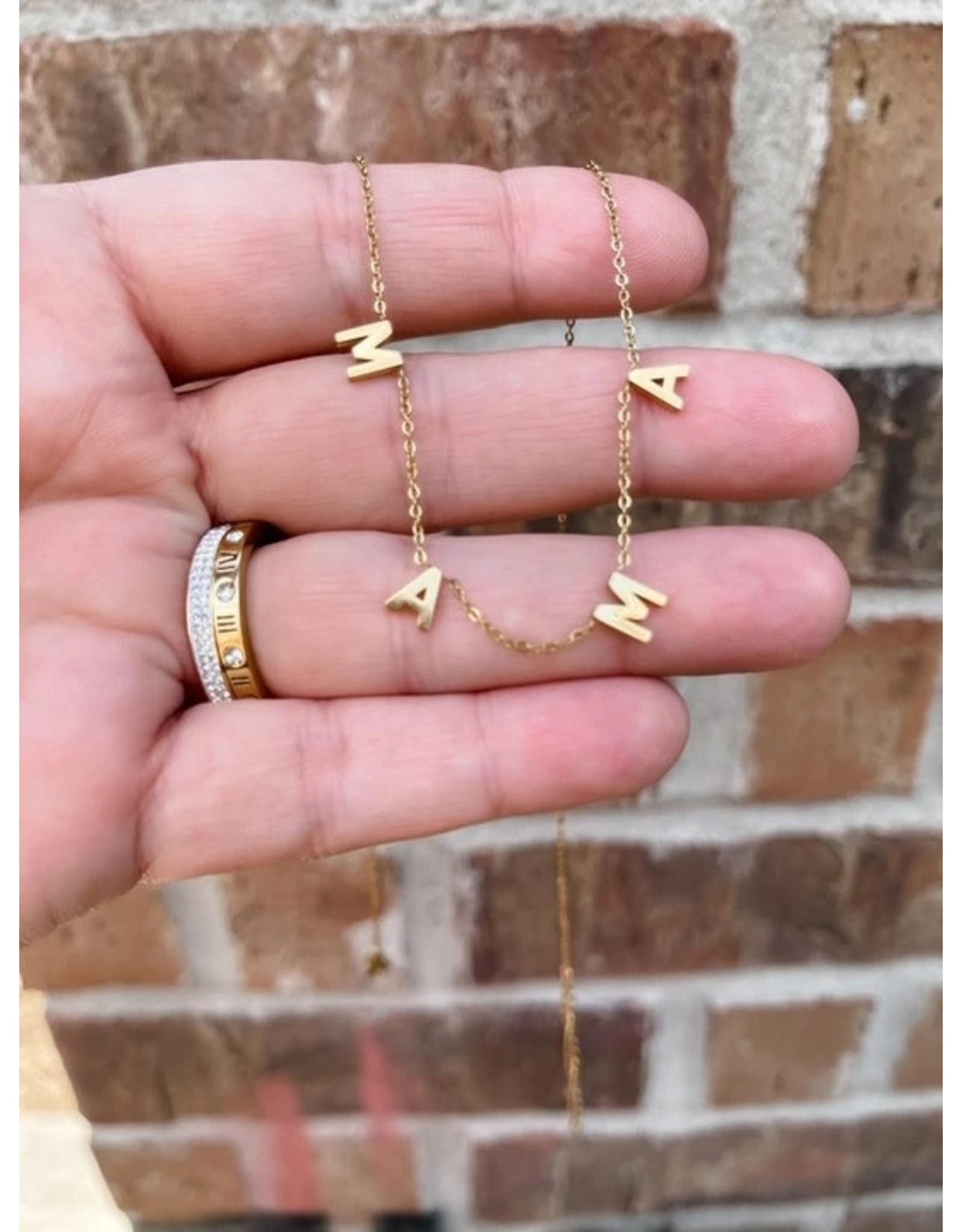 Relish MAMA Necklace