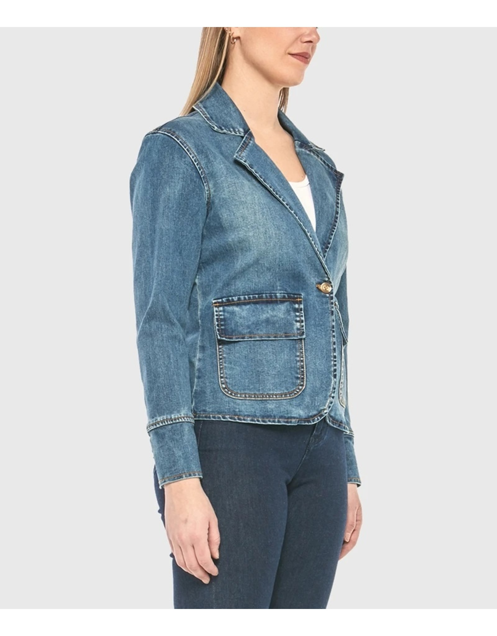 Lola Jeans Denim Blazer