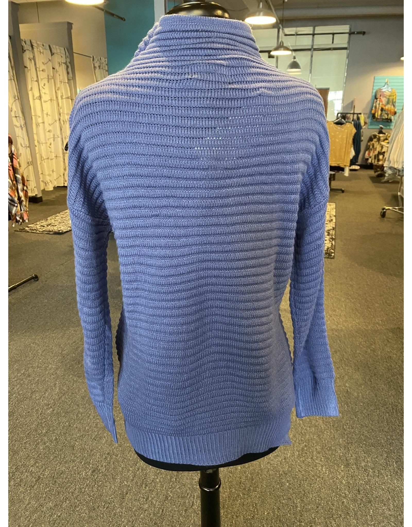 Papillon Mock Neck Sweater