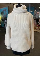 Papillon Cowl Sweater