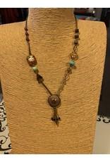 Notion Vintage Style Boho Necklace