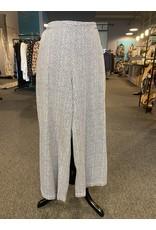 Fenini Flat Front Crop Pants