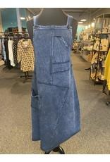 Fenini Fleece Lined Jumper Dress