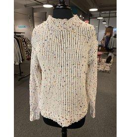 Violet Ruby Confetti Sweater
