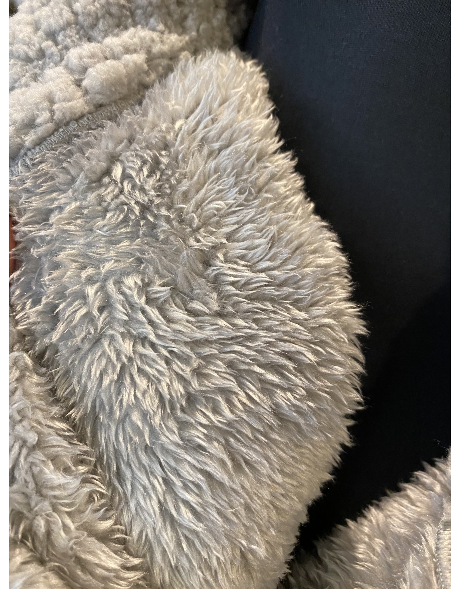 Funsport/Fashion Concepts Fur Lined Sherpa Coat