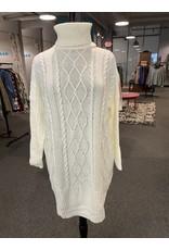 Papillon Cable Knit Dress