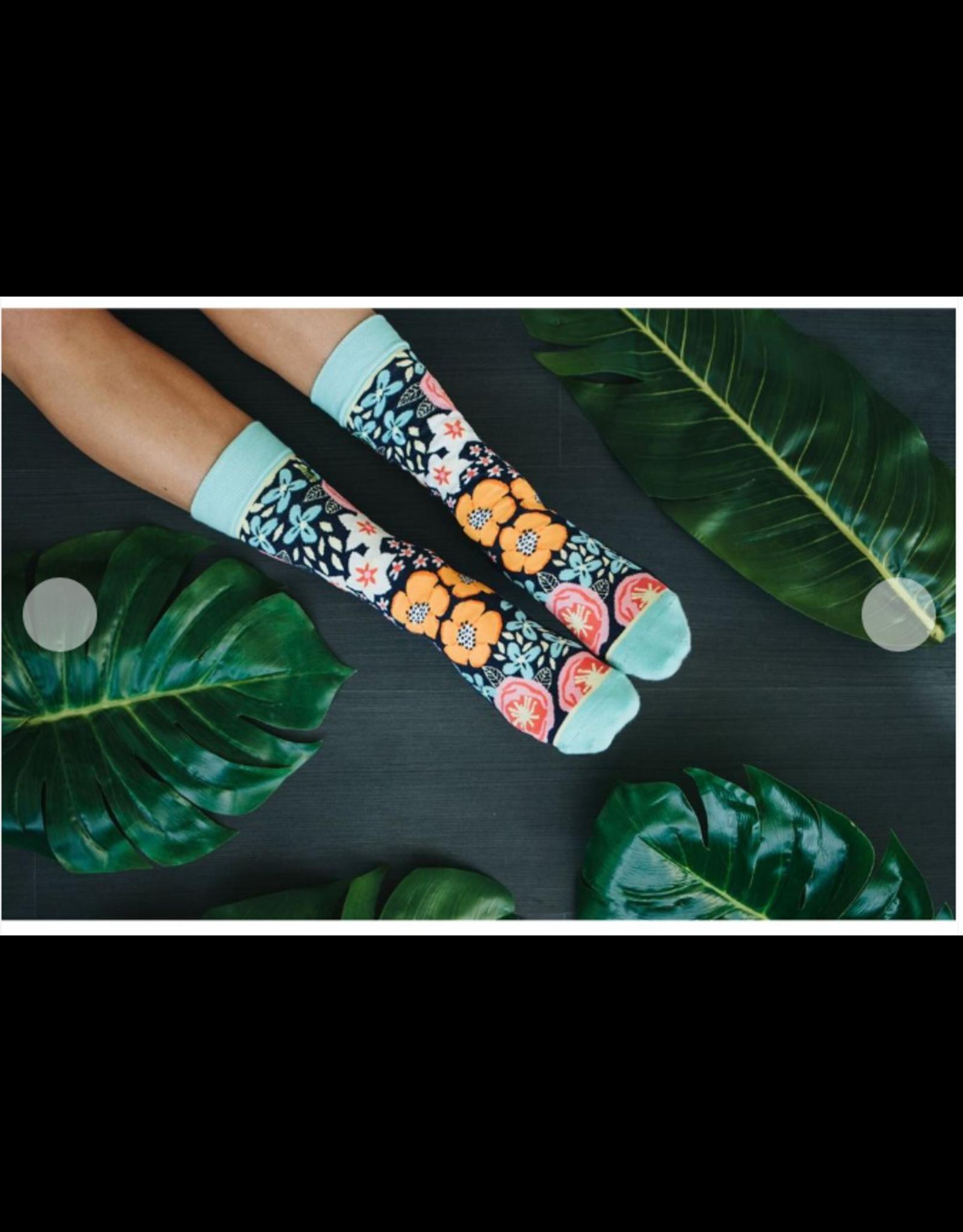 Woven Pear Women's Socks