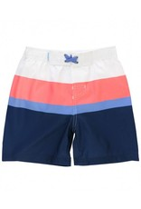 RuggedButts Coral Blue Color Block Trunks