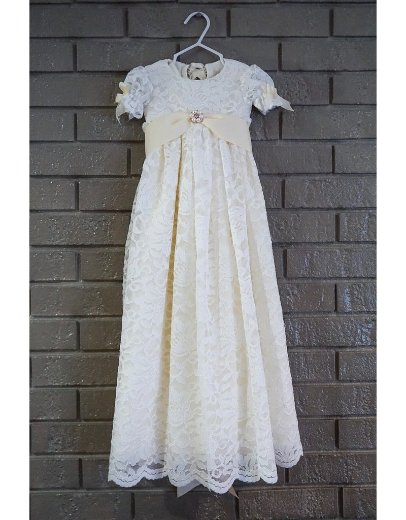 Debra Gardner Eyrelynn Christening Gown