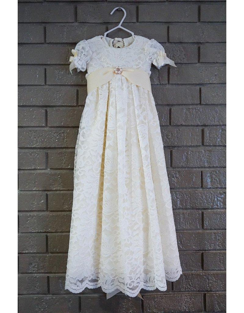 Eyrelynn Christening Gown