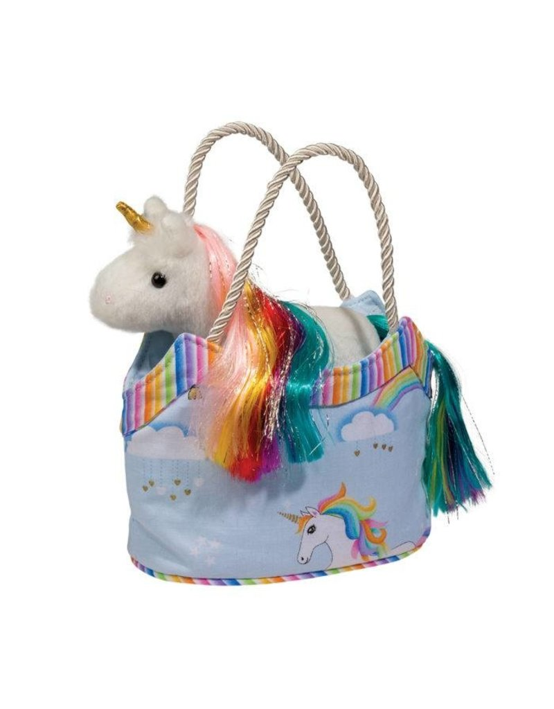 Purse with Stuffed Toy