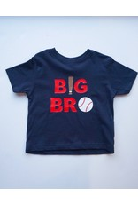 Tracy's Treasures Big Bro Baseball Shirt
