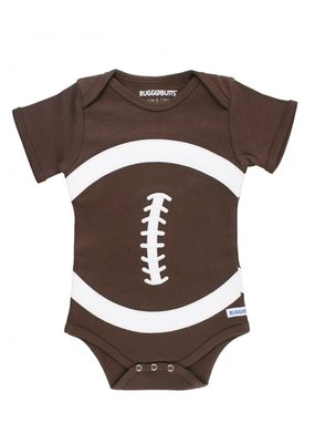 RuggedButts Football Onesie