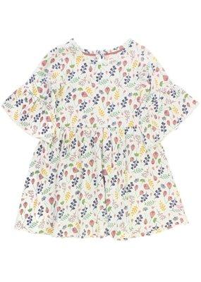 RuffleButts A Floral Affair Mia Dress