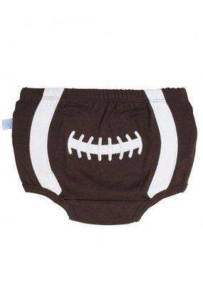 RuggedButts Football Diaper Cover