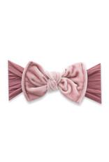 Baby Bling Velvet Knot Baby Bling Headband