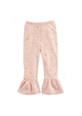 MudPie Sparkle Ruffle Leggings