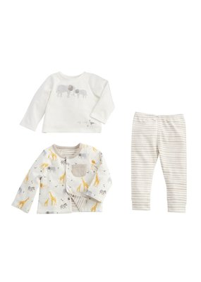 MudPie Safari 3 Piece Set