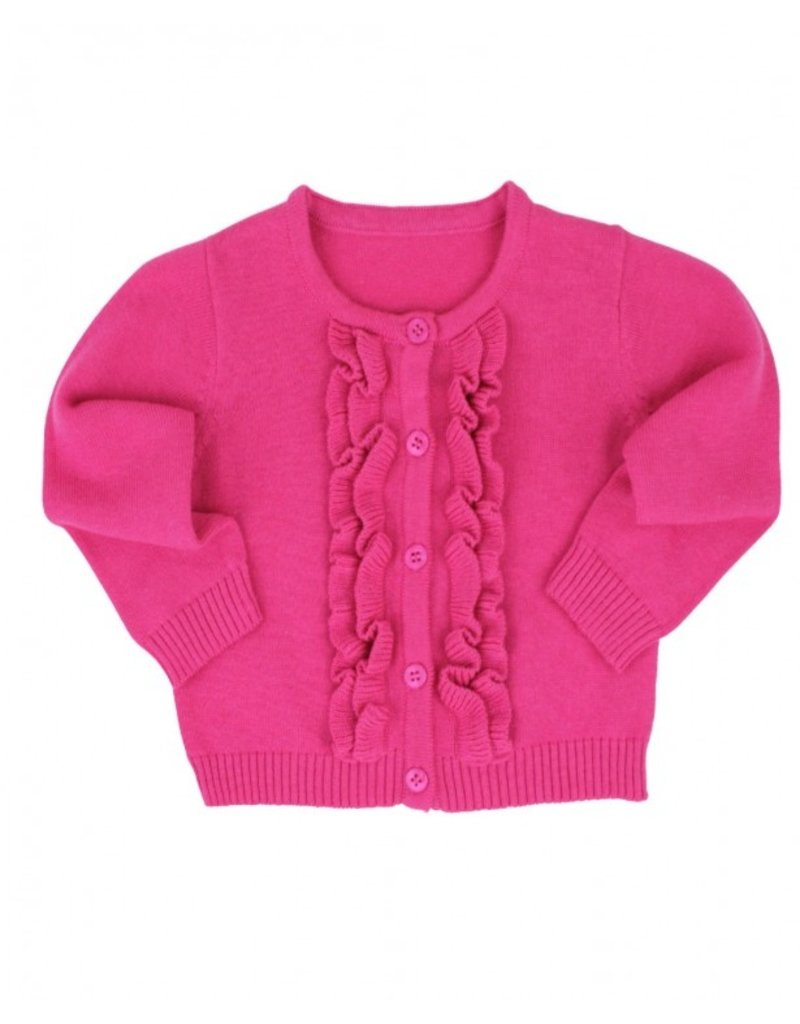 Candy Ruffled Cardigan Infant