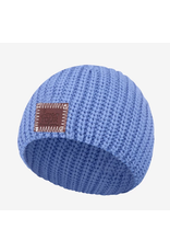 Love Your Melon Soft Blue Baby Beanie