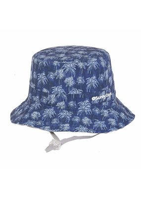 Davey Toddler Reversable Sun Hat  3-6 years