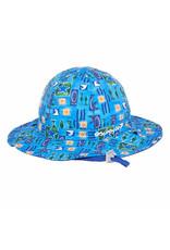 Caspian Infant Reversible Sun Hat  0-12 months