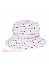 Canence Infant Reversible Sun Hat  12-2months