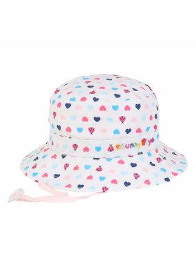 Canence Infant Reversible Sun Hat 12-24months