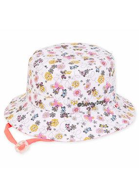 Daphne Reversible Sun Hat  0-12 months