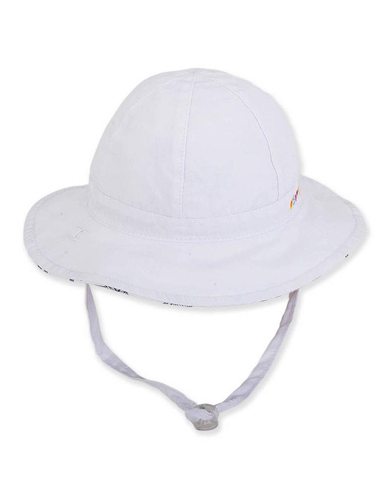 Sea Anna Reversible Sun Hat  0-12 months