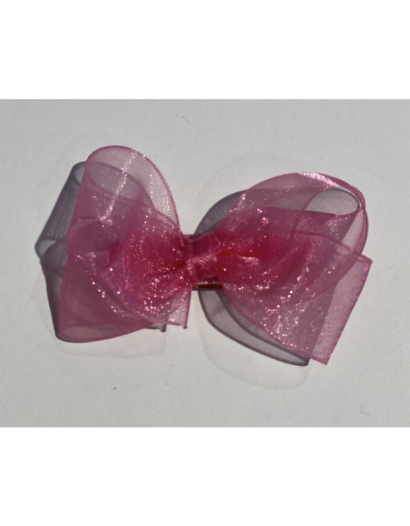 Blooming Petals Boutique Stage 2 Sheer Bow